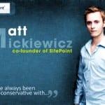 matt mickiewicz nha sang lap sitepoint