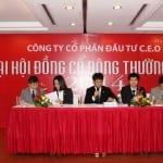 CEO phat hanh hon 34 trieu co phieu